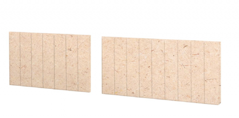 Split MDF Paintable Bath Panels